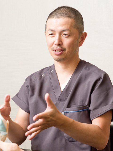 磐田 振一郎先生